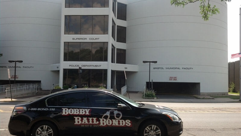 Bobby Bail Bonds can get you out in Bristol, call 1-800-266-3190