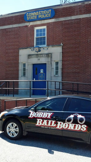Bobby Bail Bonds serves Danielson 24 hours