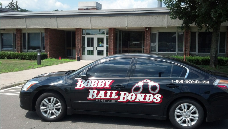 Bobby Bail Bonds is available 24 hours daily, call 1-800-266-3190